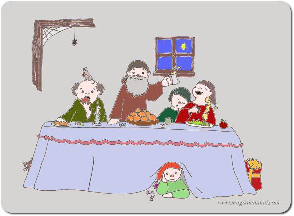 Tonttujen joulujuhla