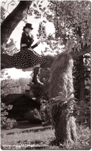 Magdalena ja metsänpeikko