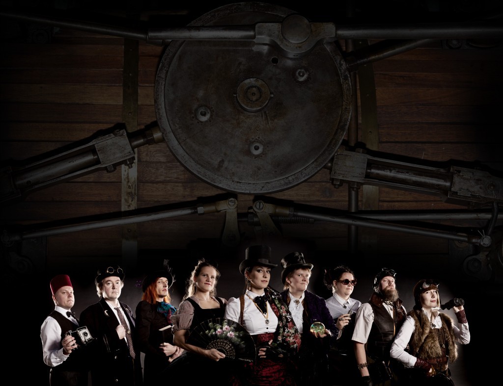 SteampunkMachine-Tommi Turunen